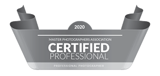 Master Photographers Association Certified Professional Photographer 2020 logo