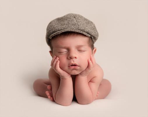 Newborn photography in Essex