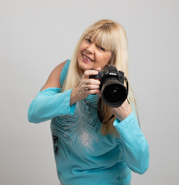 About Tracy Main Photographer image