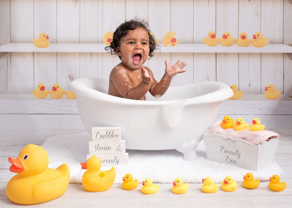 ducks and splash