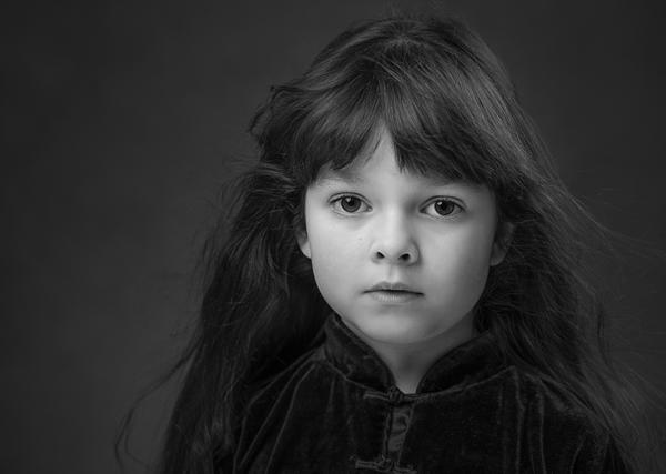 black and white windswept fine art photography