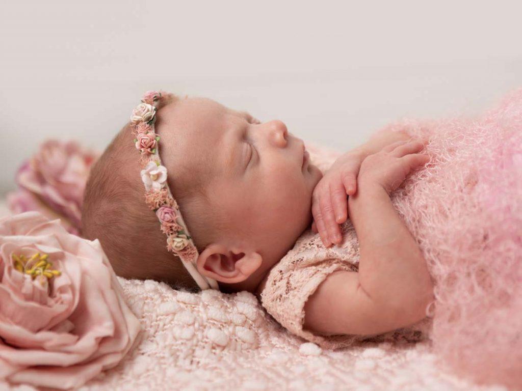 newborn baby photoshoot