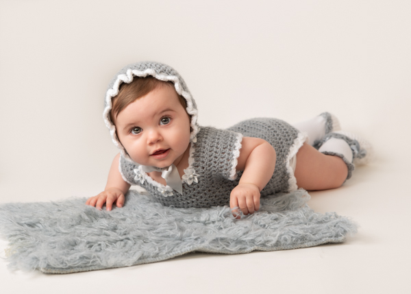texture baby photography