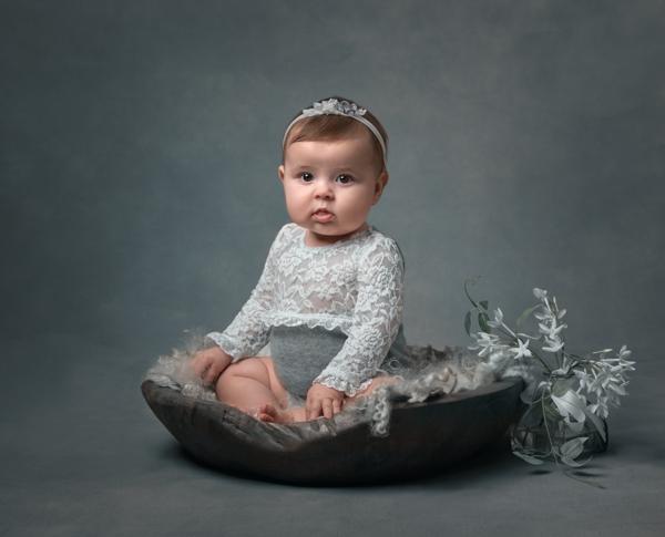 vintage baby photographer