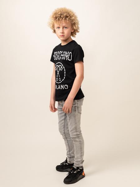 cool trendy kids clothing studio photography