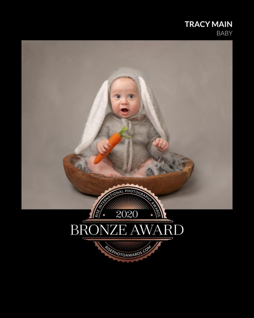 Award winning baby photography